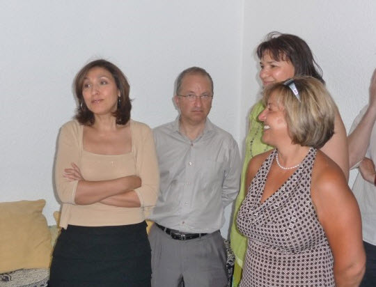 Plan Canicule : Nora Berra a achevé le Tour de France des régions - Source de l'image : http://www.expressions-venissieux.fr/