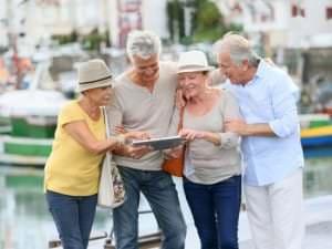 """Personnes âgées : Opération """"Vacances pour tous !"""""""
