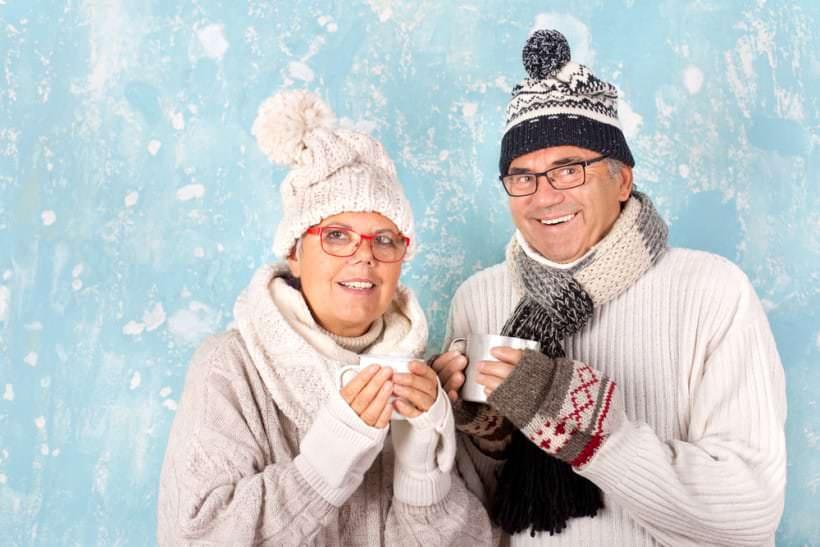 5 conseils pour protéger nos Aînés en hiver