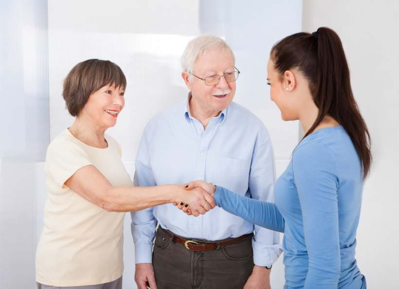 Accueil des personnes g es principaux types d for Aide sociale personnes agees maison de retraite