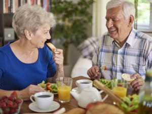 L'alimentation en maison de retraite