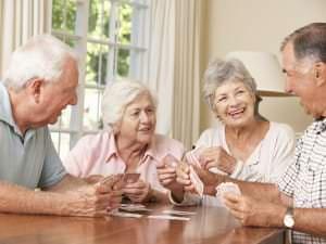 Les animations en maison de retraite