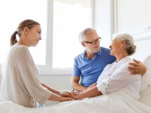 Unité protégée Alzheimer et Cantou