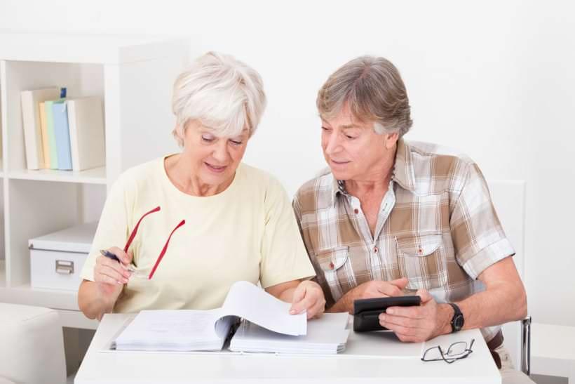 Quel est le coût d'une maison de retraite pour le résident ?