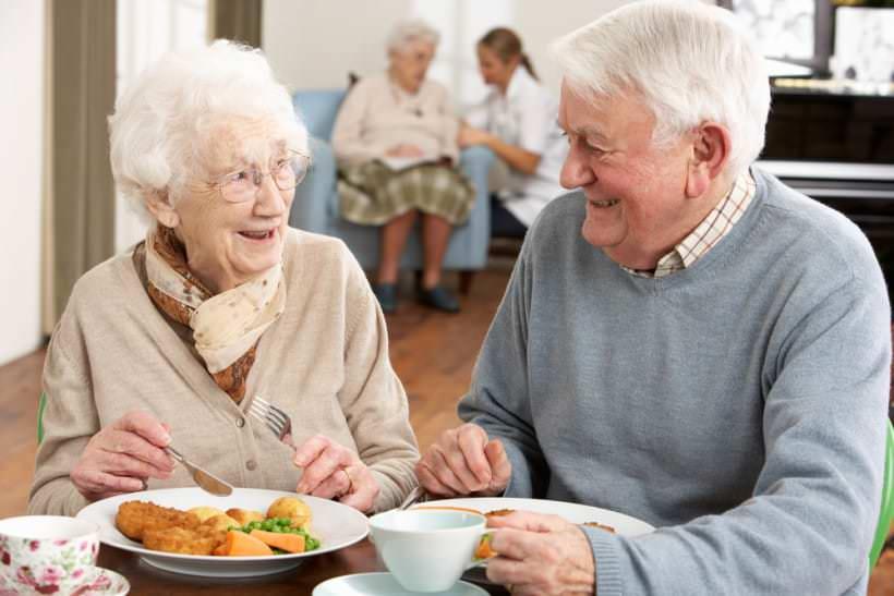 Les critères de choix d'une maison de retraite
