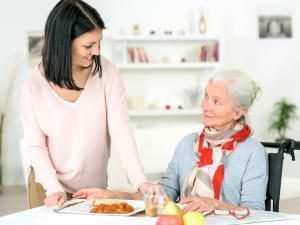 La dénutrition de la personne âgée