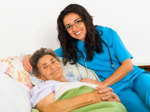 Fin de vie en maison de retraite