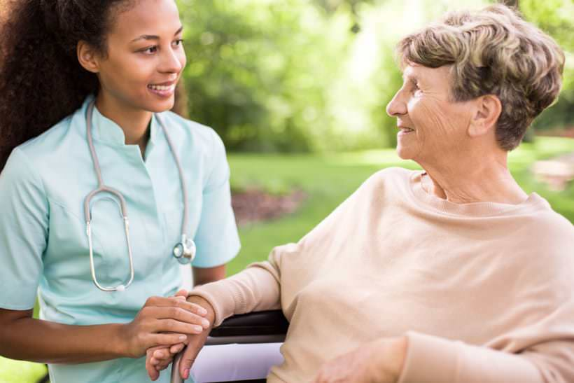 Les maisons de retraite médicalisées