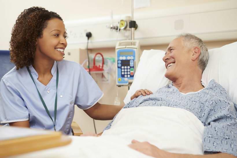 Les unités de soins de longue durée