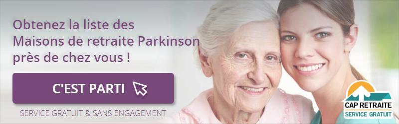 Maisons de retraite Parkinson