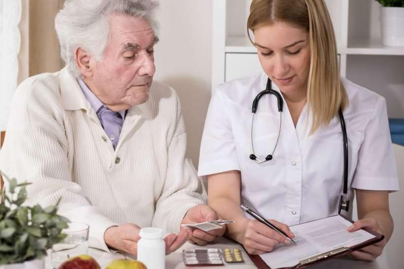 Les soins en résidence services séniors