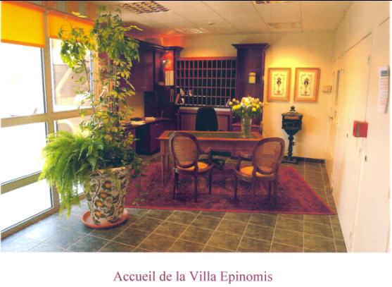 maison de retraite villa epinomis compiegne 60. Black Bedroom Furniture Sets. Home Design Ideas