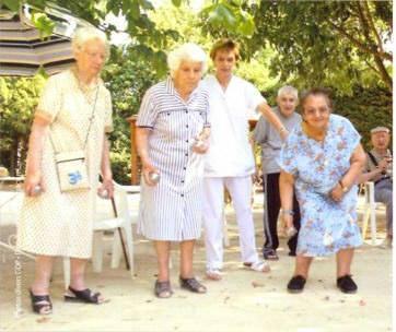 maison de retraite de Bleu Soleil