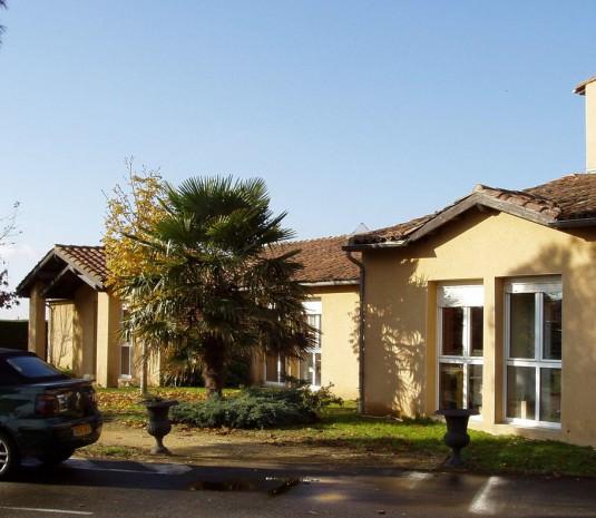 maison de retraite de La Triade