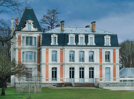 maison de retraite de Le Château de la Manderie