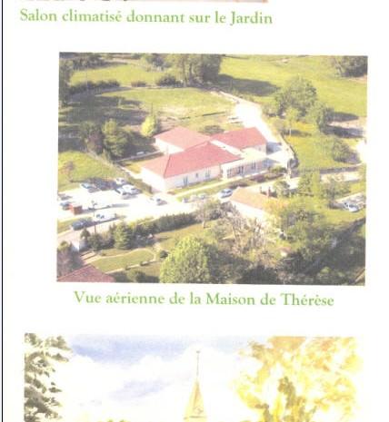 maison de retraite de La Maison de Therese
