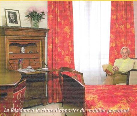 maison de retraite de Les Adrets