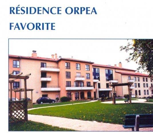 maison de retraite de La Favorite