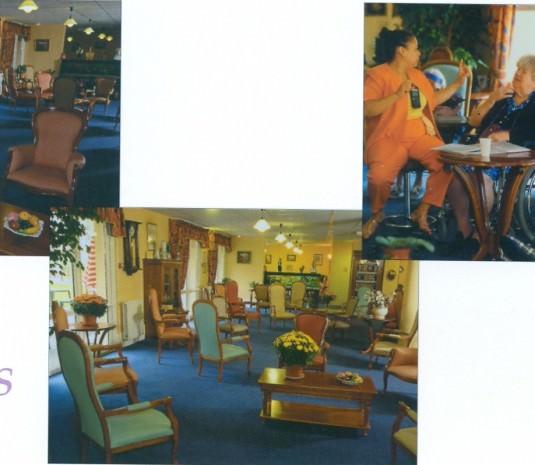 maison de retraite de Korian Marisol