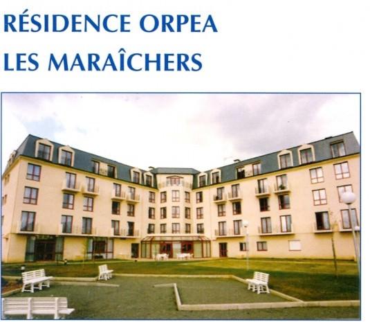 maison de retraite de Les Maraichers