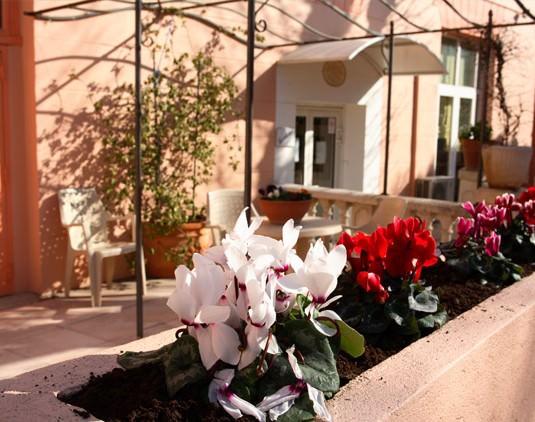 maison de retraite de Les Orchidees