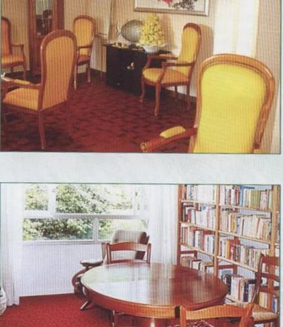 maison de retraite de Repotel Gennevilliers
