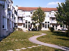 maison de retraite de Residence Nadar