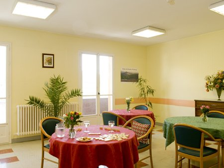 maison de retraite de Residence Saint Domnin