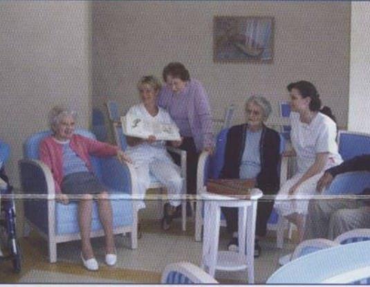 maison de retraite de L'Emeraude