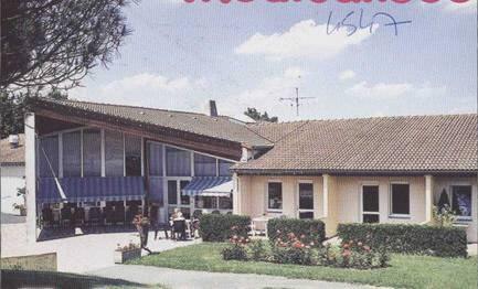 maison de retraite de Le Bois Long