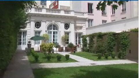 maison de retraite de La Residence Chaillot