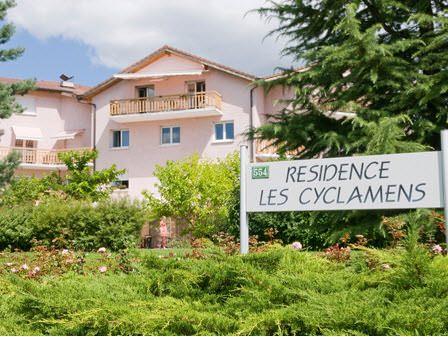 maison de retraite de Les Cyclamens