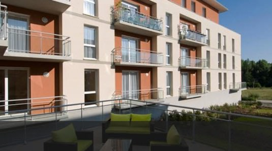 Residence le Jardin des Lys
