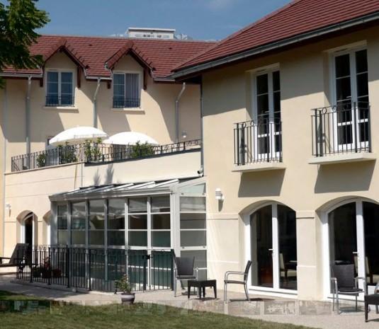 maison de retraite de Maisons de Famille du Genevois