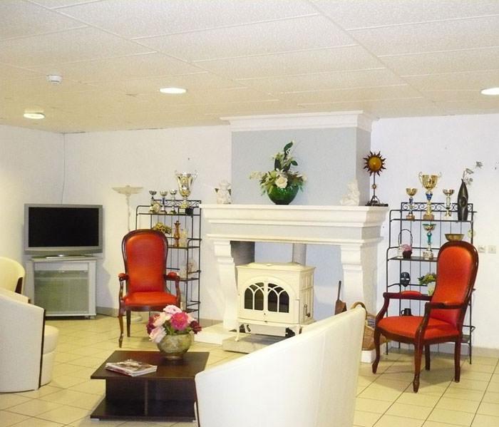 Maison de retraite las melaies bonnat 23 - Salle de bain maison de retraite ...