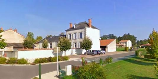 Villa les Mandarines de Bussiere-Poitevine
