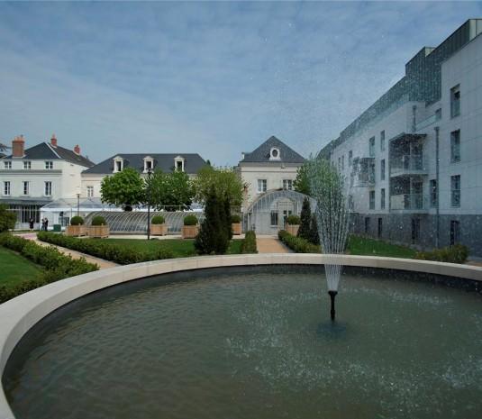 maison de retraite le parc belmont tours 37. Black Bedroom Furniture Sets. Home Design Ideas