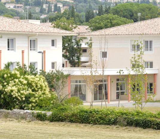 maison de retraite de Le Clos des Vignes