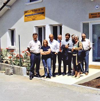 maison de retraite de La Croix du Sud