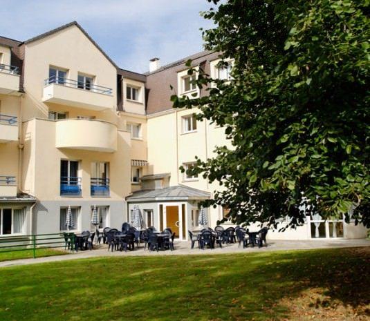 maison de retraite de Résidence le Clos Saint Jean