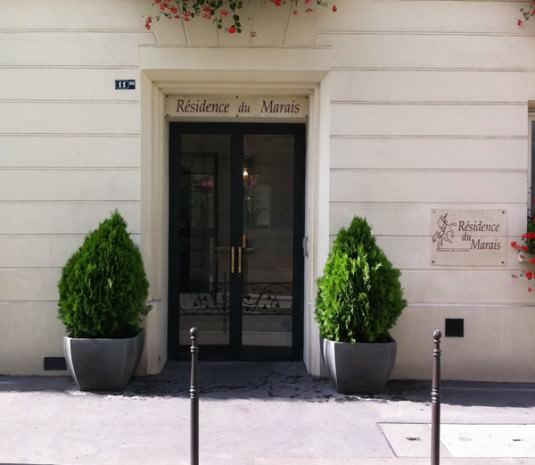 maison de retraite de Residence du Marais