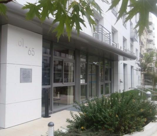 maison de retraite de Résidence le Corbusier
