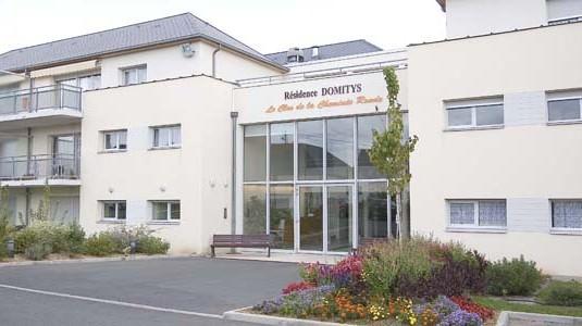 maison de retraite de Le Clos de la Cheminee Ronde