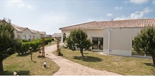 maison de retraite de Les Residentiels – Chateau d'Olonne