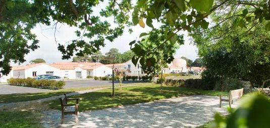maison de retraite de Les Residentiels – St Brevin