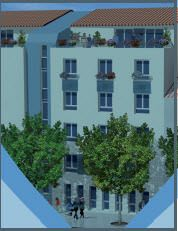 maison de retraite de Residence Longchamp
