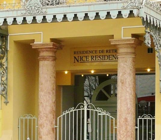 maison de retraite de Nice Residencia