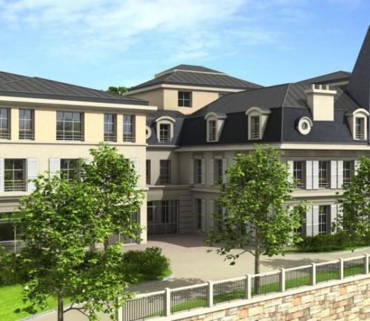 maison de retraite residence le quai des brumes parmain 95. Black Bedroom Furniture Sets. Home Design Ideas