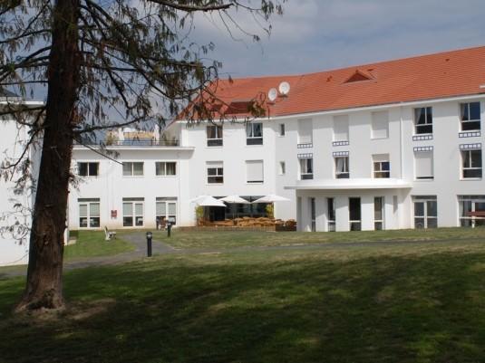 maison de retraite de Ehpad Residence Creisker