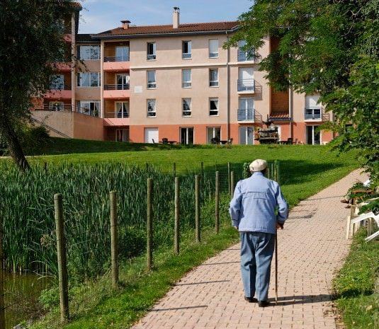 maison de retraite de Residence Irenee